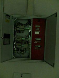 electrical board