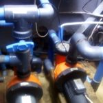 Pumps installation at moruleng mall